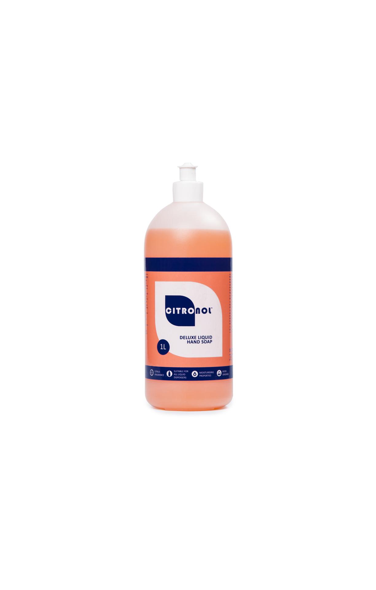 Deluxe Liquid Hand Soap