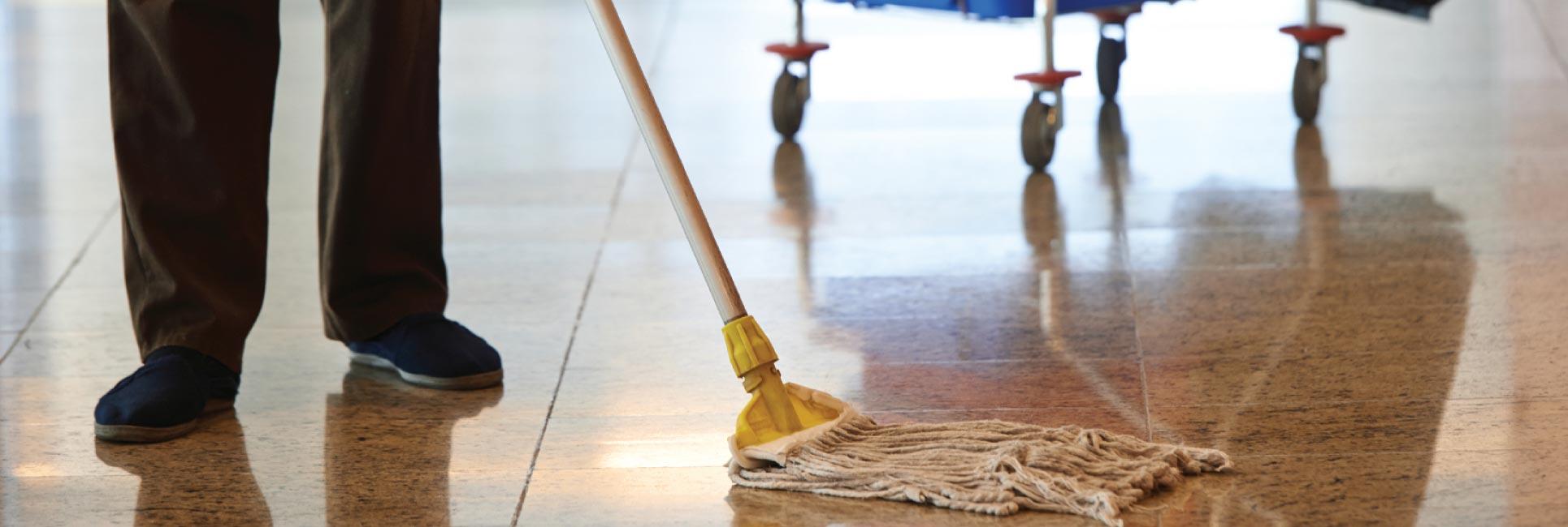 Floor-cleaners