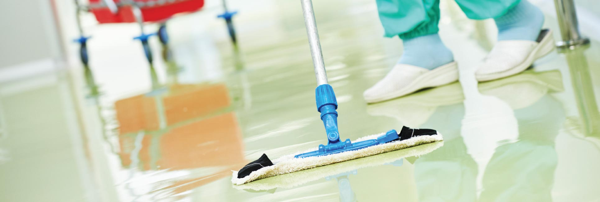 Industrial-cleaners